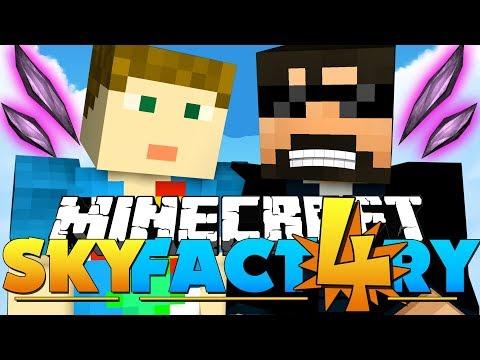 Minecraft: SkyFactory 4 - HEAVENLY SHARDS!! [39] - Minecraft Videos