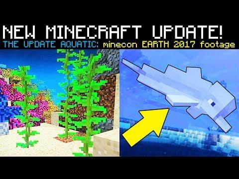 minecraft how to change updates