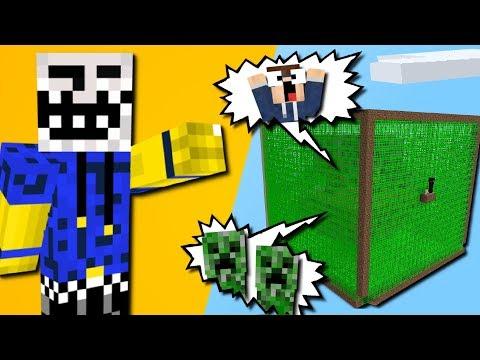 TrollGefängnis Für LOGO Troll Wars Minecraft Videos - Minecraft gefangnis spiele
