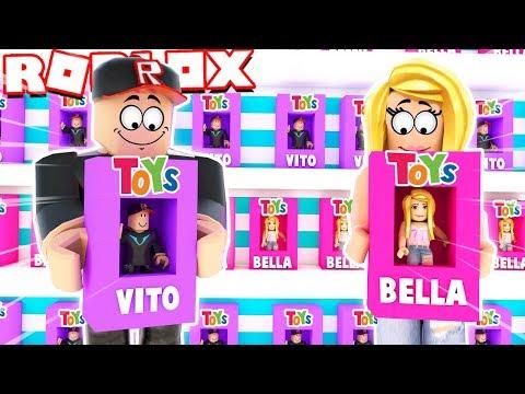 Zbudowaliśmy Największą Fabrykę Zabawek W Roblox Vito I Bella