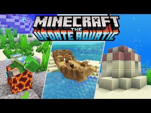 Minecraft 1 13 Ocean Exploring Tips Tricks For The Update Aquatic