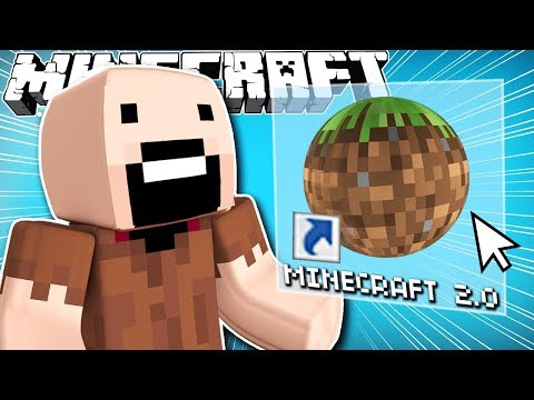 If Minecraft 2 0 Was Created Minecraft Videos