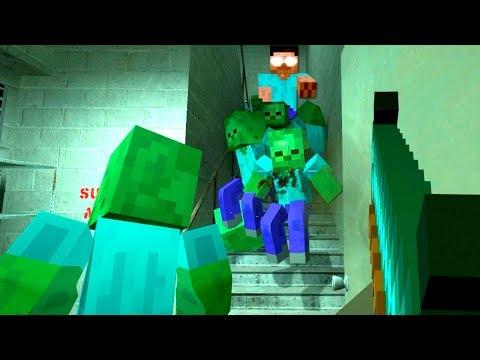 herobrine comanda apocalipse zumbi no minecraft minecraft videos