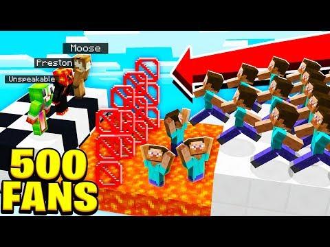 Minecraft videos unspeakablegaming