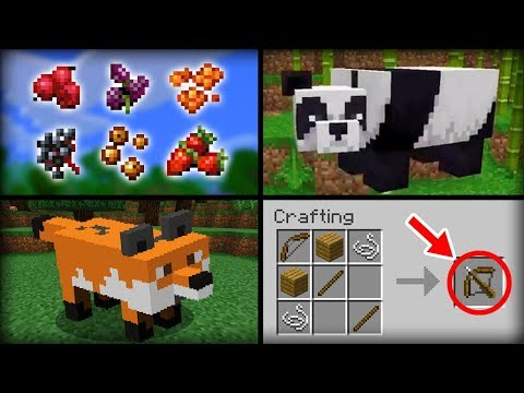 Minecraft 1 14 Update 15 Features That Will Be Added