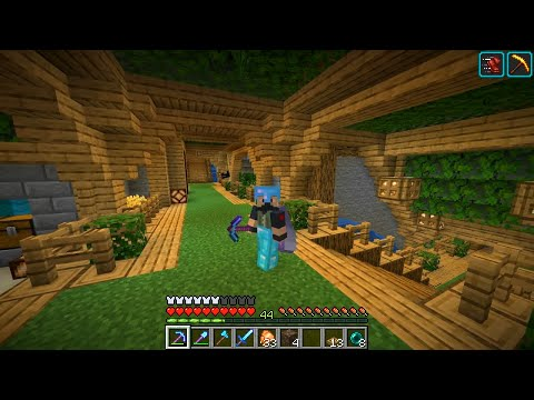 Etho Plays Minecraft - Episode 519: 1 14 Village Life - Minecraft Videos