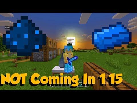 Confirmed: Bluestone / Cobalt NOT Coming In Minecraft 1.15 ...