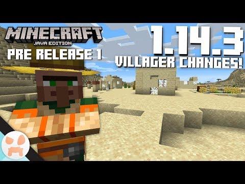 By Photo Congress || Minecraft 1 14 3 Pre Release 5
