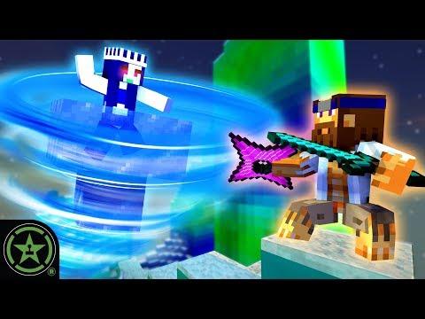 Ninja vs  Snow Queen - Minecraft - Sky Factory 4 (Part 16